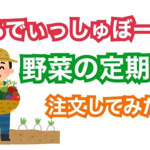【有機野菜】らでぃっしゅぼーやの「野菜の定期便」を注文してみた!【内容紹介】
