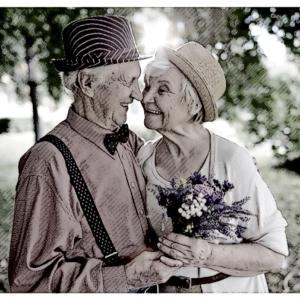 82歳と79歳の入籍