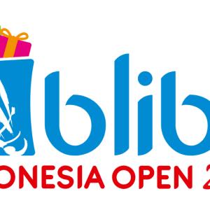 バドミントン!インドネシアオープン2019!!結果速報・組合せ・テレビ放送!