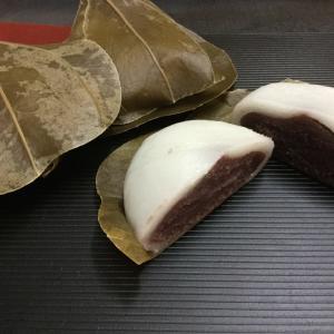 いげの葉饅頭は4月27日から5月5日まで