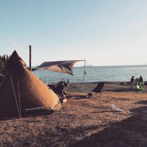 基本的な事❗️冬キャンプは危険度99%⁉️