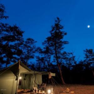 会社帰りにBBQ半夜DAYキャンプ