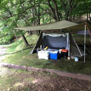 お盆夏休みキャンプ3日目❗️