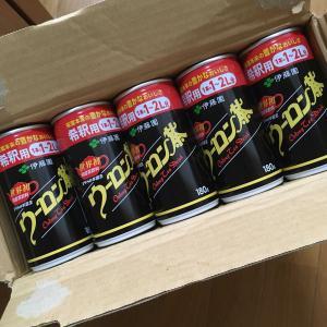 伊藤園 ウーロン茶希釈用缶