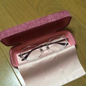 眼鏡を作りました!