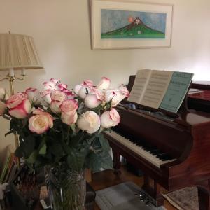 今日の花 -スクリャービン・バッハと共に /Scriabin & Bach