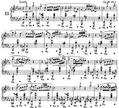 """音を見つける """"Find the sound"""" -ショパン・ノクターン13番-"""