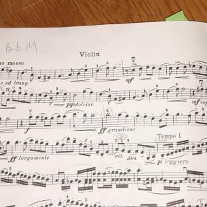 言い方を変えてみたら・・・-Seitz violin concerto No.3-
