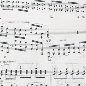 M氏は言った「リストを弾くように弾かないで!」-ショパン・ノクターン13番Op.48-1-