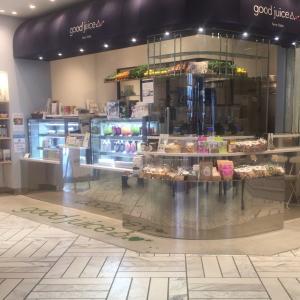 『good juice』新宿ルミネ2~大人気のコールドプレスジュース専門店~