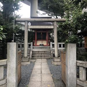 【東京都中央区】兜神社
