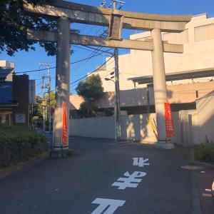 【東京都北区】七社神社
