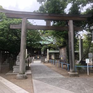 【東京都品川区】荏原神社