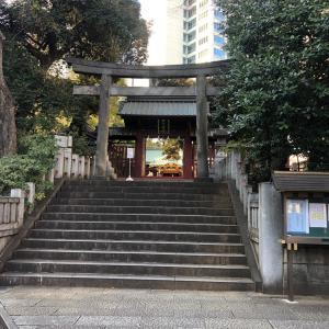 【東京都渋谷区】金王八幡宮