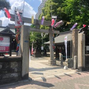 【東京都大田区】磐井神社