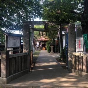 【東京都豊島区】染井稲荷神社