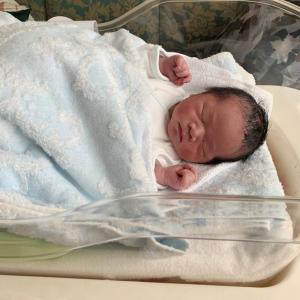 赤ちゃん生まれました♡わたしの4人目赤ちゃん