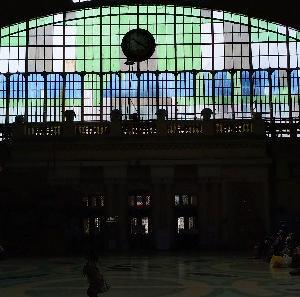 タイ国鉄 フアランポーン駅で切符を買う