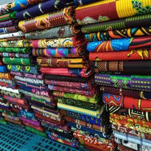 バンコクでアフリカ布を買う@バイヨーク