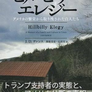 アメリカの繁栄から取り残された白人たち〜「ヒルビリー•エレジー」に見る、トランプ旋風と貧困白人の奇妙な関係と