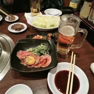 昨夜の焼き肉☆