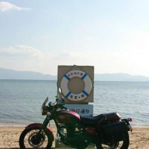 貝殻山からエーゲ海へ!
