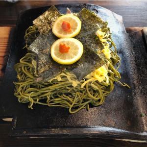 元祖瓦そば たかせ 山口旅行の思い出に名物料理瓦そば(山口県下関市)
