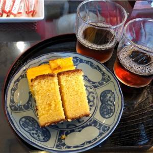松翁軒本店/喫茶室セヴィリア 老舗カステラ屋さんの素敵なレトロ喫茶室