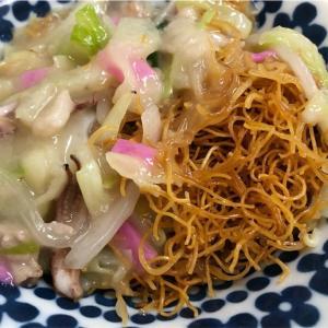 中華大八|皿うどんが絶品!長崎駅前でちゃんぽんが食べられる中華料理店