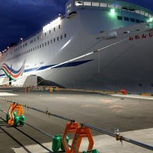 行きは瀬戸内海の船旅、帰りは車のドライブを楽しむ旅