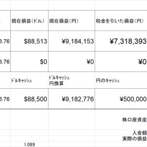 株口座資産更新 3919万円 $NIOを7月に100万円購入できた理由 2021.1.23