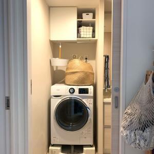 洗濯機を買い替えました✰