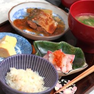 鯖味噌&豚汁で「和ごはん定食」