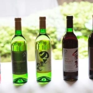 能登ワインとフレンチ料理の試食会