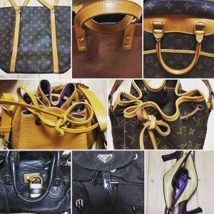 【ファッション】2回目の査定に出します!ブランドバッグと私。