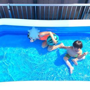 プールを新調!