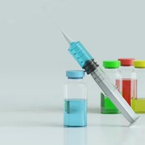 ワクチン製薬会社のゼリーの色分け?