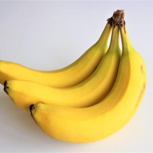 バナナは暑い夏の味方でした。