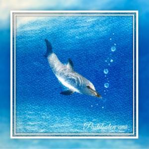 海講座ブラッシュアップ作品の新作(*^_^*)