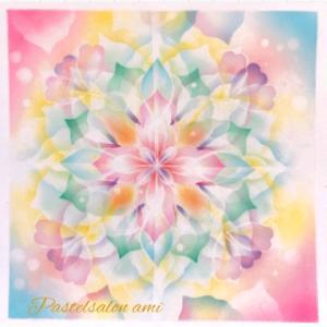 結晶の花♡ひといろ透花を受講しました(^^)
