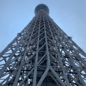「アストロノーツスヌーピーと宇宙を知ろう」を見るため東京スカイツリーへ行ってきました!