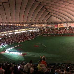 今日は日テレ系は全国的に地上波プロ野球中継デー