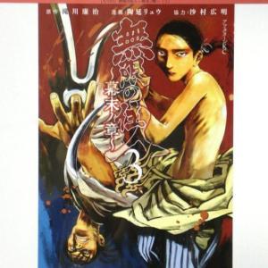 『無限の住人~幕末ノ章~』3巻の感想。万次と沖田の対決、虚実交えた歴史の流れが面白い