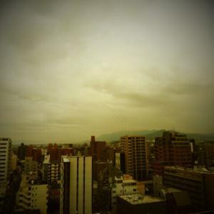 生まれた町(写真が)