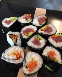ダーリンの巻き寿司