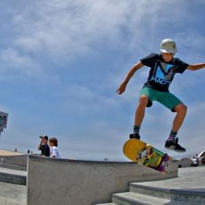 ブリスベンでスケートパーク