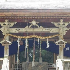 早池峰神社(花巻市)へ