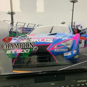 チャンピオン獲得!!