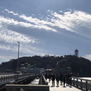 江ノ島カフェ→辺津宮→瑞心門