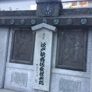 銀座プラ歩きと「わしたショップ」の沖縄そば他。